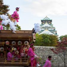 400th anniversary of Osaka Castle